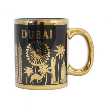 Dubai Stoneware Design Mug