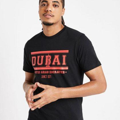 Dubai UAE Printed T-Shirt