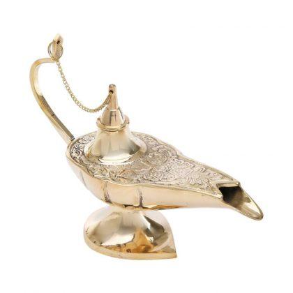 Alladin Lamp Gold