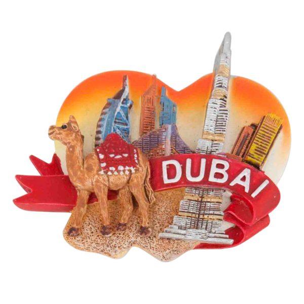 CE-00-2133 Magnet Fridge Magnet Design Dubai Al Jaber Attractive